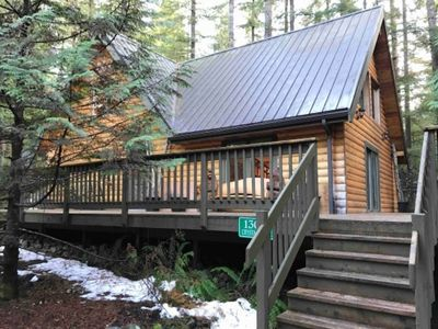Photo for Charming and Modern Furnished Mt. Baker Lodging Cabin 8 in United States