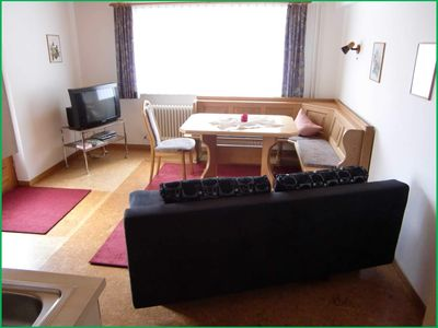 Photo for Apartment 40m² Type B Ground floor, 1 Bedroom, max. 4 persons - House fencing