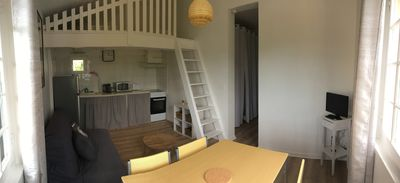 Photo for T2 apartment nice and bright in the heart of Capbreton