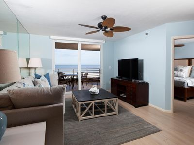 Photo for Make Amazing Memories in this Beautiful Newly Remodeled Beachfront Condo