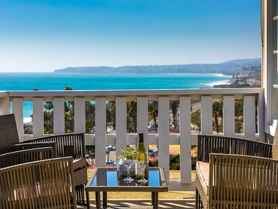 Photo for 10% OFF AUG - Beach Home w/ Deck, Ocean Views, Steps to Water + More