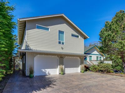 Photo for Quiet, spacious home within walking distance to the beach!