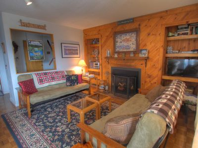 Photo for 2BR Condo Vacation Rental in Fayston, Vermont