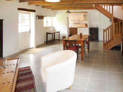 Photo for Vacation home Chalet aux Roses (PLC230) in Plouescat - 5 persons, 2 bedrooms
