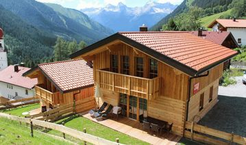 Luxury - Cabin holiday with your family or your friends in Bschlabertal