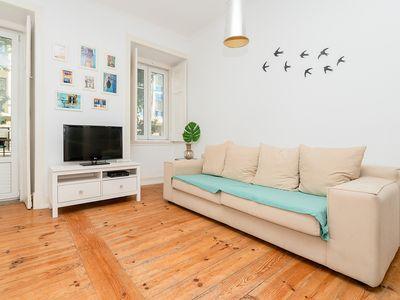 Photo for Central apartment w/ terrace