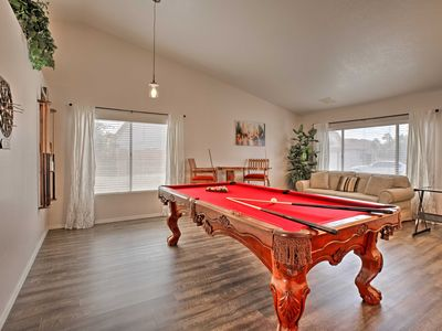 Photo for NEW! Large Home w/ Hot Tub: <5 Mi to UOPX Stadium!