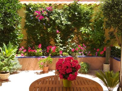 Photo for A peaceful oasis next to the Conference Center (FIBES Sevilla)