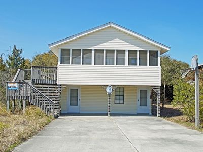 Photo for NEAR THE BEACH- 4 BRs, Hot Tub, Basketball, Screened-in Porch, Dog Friendly