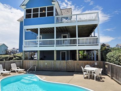 Photo for Forever Young: 6 BR / 4 BA house in Nags Head, Sleeps 14