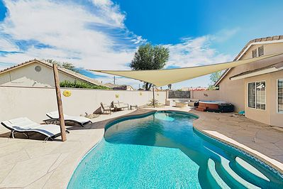Pool - Welcome to La Quinta! This home is professionally managed by TurnKey Vacation Rentals.