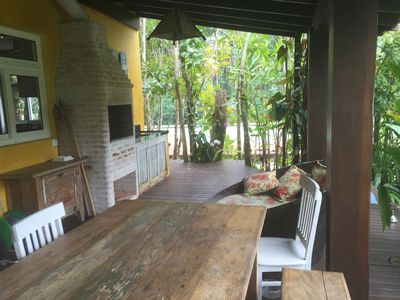 Photo for House condominium with rain forest preserved and very safe