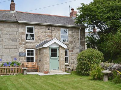 Photo for 3 bedroom accommodation in Tregaseal, near St Just