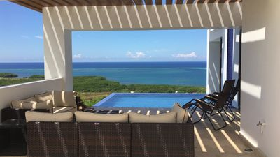 Photo for New Villa 2 BedR+ 1, 2 Bathrooms Private Beach, Easy Access To Little French Key
