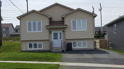 Photo for Entire 3 Bedroom Home in Kenmount Terrace