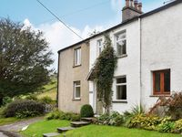 The cottage was well equipped and comfortable and had lovely views with a great, if steep, garden at