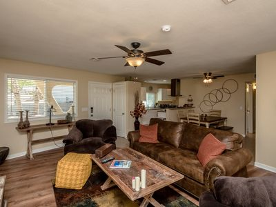 Photo for NEW LISTING! Comfy Lake Havasu Designer Home Renovated Just for Home Sharing!
