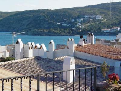 Photo for APPARTMENT WITCH TERRAZE 12 METRES, SEA VIEW -air conditioning in CADAQUES