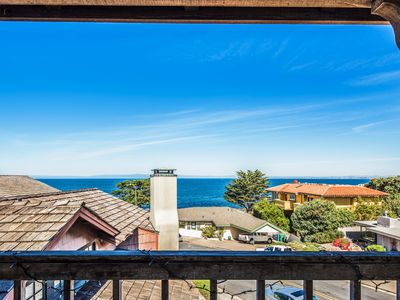 Photo for 3263 Villa by the Sea ~ Almost Oceanfront! Walk to Aquarium & Cannery Row!