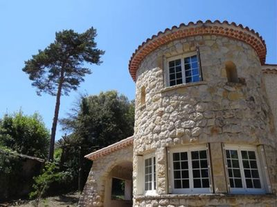 Photo for Between Nice and Cannes, House 200m², Ideal for families