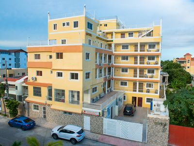 2 Bedroom Apartment Sleeps 6 in Corales Del Sur, - Visitors are Welcome!