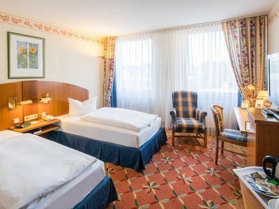 Photo for Standard Double Room - Best Western Hotel Erfurt-Apfelstädt