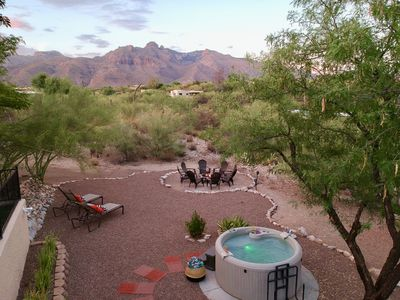 Photo for NEW!!Relax in a Unique Property : SPA, Amazing Views in the Foothills/ Encantada