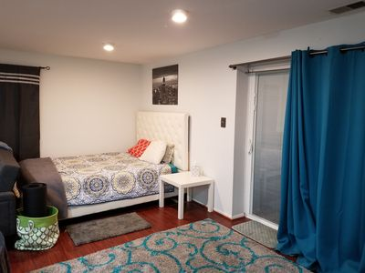 Photo for Luxury, Private Studio w/ Work Space Close to BWI, DC, Baltimore