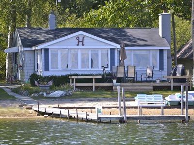 Photo for 2BR Cottage Vacation Rental in Lake City, Michigan