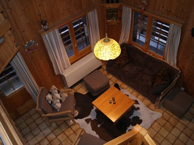 Photo for Charming chalet in Valais 4-6 people