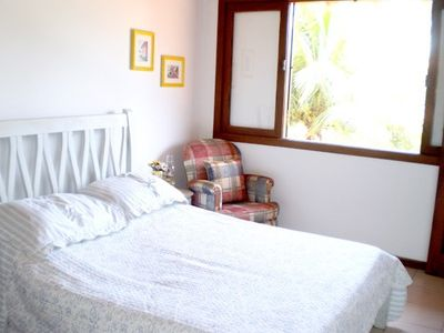 Photo for House in condominium with pool and sauna on the beach of Manguinhos