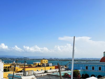 Photo for JFKey HOME: Roof Top Apartment - Heart of Old San Juan for 4