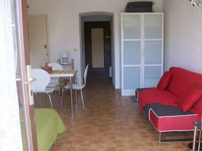 Photo for Studio with Terrace 7km from Ste Maxime (Var)