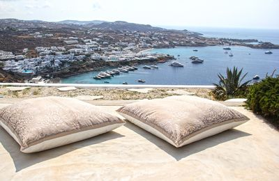 Photo for BRAND NEW! VILLA PSAROU -THE ABOVE NAMMOS EXPERIENCE - 5 BDR - 10-14 GUESTS