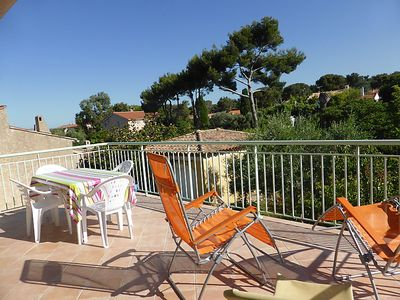 Photo for 2 bedroom Apartment, sleeps 4 in Le Brusc with WiFi