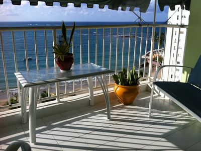 Photo for Spectacular View! Great Location! Stylish Beachfront Apartment