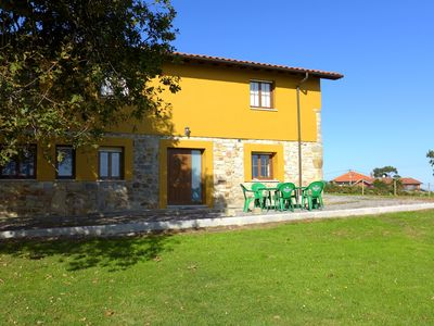 Photo for House facing the sea, for 6 people, garden, barbecue perfect for families