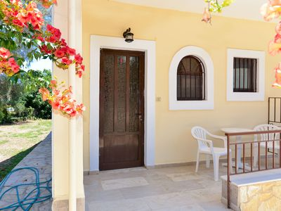 Photo for Corfu budget friendly in a quiet farm,parking