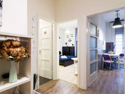 Photo for Comfortable two-room apartment located in a quiet and strategic area near the center of Florence