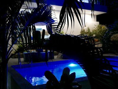 Photo for Beautiful tropical Sea View Pool villa Paris just 400 meters from the Beach +Car