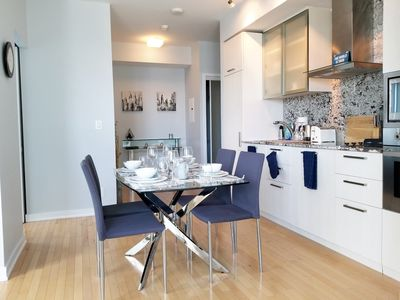 Photo for Gorgeous Modern Condo by the Lake/CN Tower