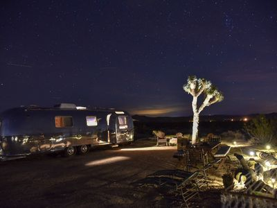 Photo for Silver Bullet - Off Grid Airstream Joshua Tree