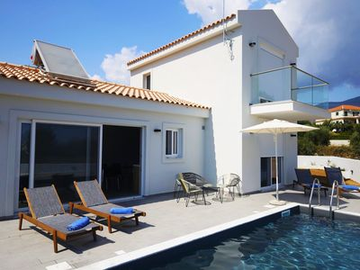 Photo for Brand new superb villa with private pool villa set in a peaceful scenery