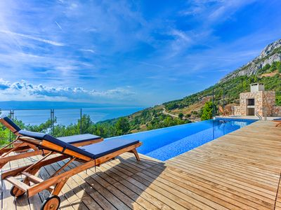 Photo for Luxury DesignerVilla with the most beautiful Seaview