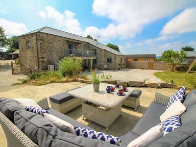 Photo for Lanxton Barn is a magnificent, reverse level, dog friendly, barn conversion