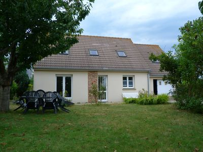 Photo for Detached house rental bay of Mont St Michel comfortable