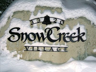 Welcome to Snow Creek Village at Sun Peaks