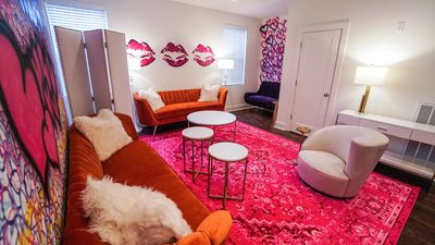 Photo for Pop Music Themed Townhome | Minutes from Broadway