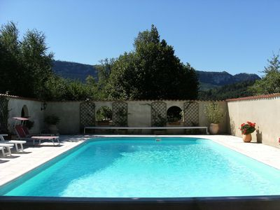 Photo for Large house With Pool And Lovely Views Across The Valley