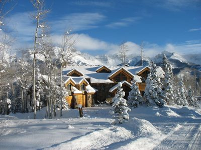 Photo for 6BR House Vacation Rental in Mountain Village, Telluride, Colorado